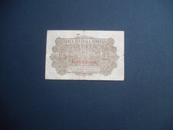 25 bani 1917