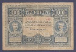 10 Gulden 1880