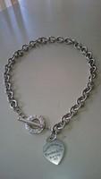 Ezüst Tiffany & CO 925 nyaklánc