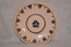 HMV fali tányér