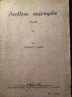Hillebrand  J.György:  Szellem szárnyán  IX. 1943 / RITKA