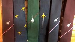 Pilóta nyakkendő gyűjtemény