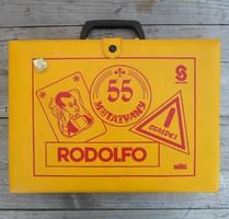 Rodolfo bűvésztáska - Retro társasjáték