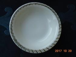 Ezüst mintás Rosenthal tálka-13 cm (1)