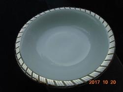 Ezüst mintás Rosenthal tálka- számozott-13 cm (3)