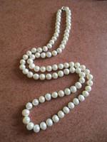 Tenyésztett gyöngy nyaklánc