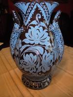Szalamandrás váza