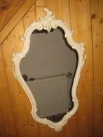 Trüggelmann barok fali fargott tükör