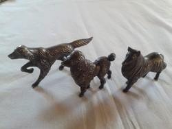 Miniatűr kutyusok 3db