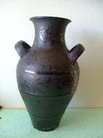 Bese László nagyon ritka kerámia vázája