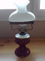 Porcelán asztali lámpa