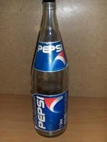 Retro Pepsi Cola üveg 1 literes