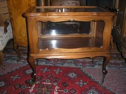 Chippendél barok ratán zsurkomod78x50x70cm magas