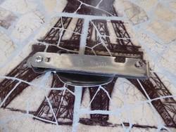 Retro TURIST kés, villa konzervnyitó,  Retro TURIST kemping étkészlet 80-s évek