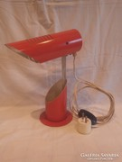 Szarvasi retro asztali lámpa