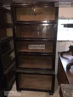Antik bútor, Lingel könyvszekrény.