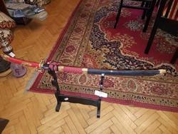 Szamuráj kard