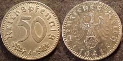 Német III. Birodalom 50 pfennig  1941A