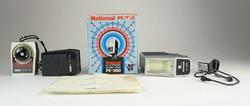 0O633 National Flash PE-300 vaku + Weimar fénymérő