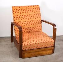Art deco fotelágy