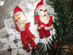 Karácsonyfadísz mikulás, japán