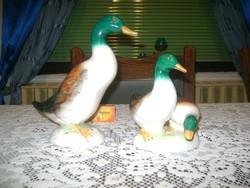 Bodrogkeresztúri kacsa figura - két darab - nagyok