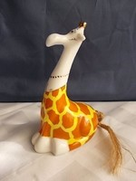 Goebel figurális sószóró zsiráf hibátlan