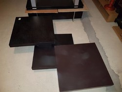 Dohányzó asztal - forgatható