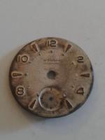 Uran számlap, 23 mm, cirill betűs