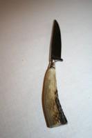 Antik kis méretű solingen vadászkés