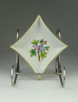 0P330 Régi Herendi porcelán hamutál tálka