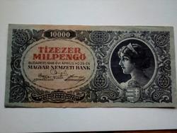 1946-os 10000 Milpengő EF