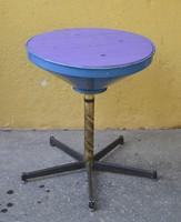 Loft design handmade asztal.