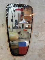 Német retro fali tükör