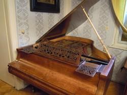 Franz Blümel zongora