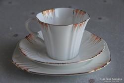 Royal Albert art deco teás együttes (30-as évek)