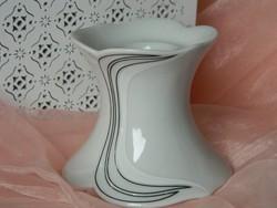Seltmann Weiden elegáns porcelán gyertyatartó