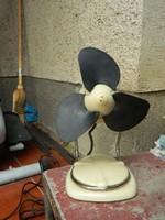 Retro ventillátor - működik !