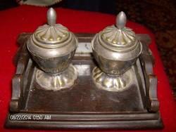 Antik bieder  alpakka kalimaris
