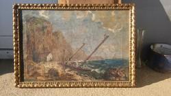 Ujváry ignác.festmény.1860..1927..