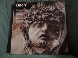 Bakelit lemez, J.S. Bach János-passió