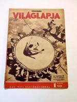 DOLGOZÓK VILÁGLAPJA1948január24RÉGI ÚJSÁG1010