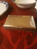 Antik ezüst doboz