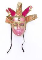 0O223 Eredeti velencei karneváli maszk