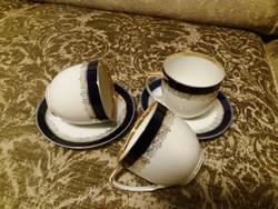 Antik Altwien kávés csészék