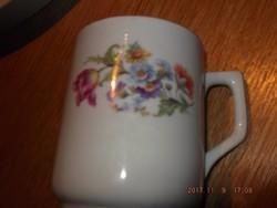 Zsolnay nagyon régi teás csésze