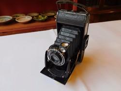 Voigtländer Jubilar típusú antik fényképezőgép, 1931