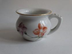 Aquincumi porcelán bili, miniatűr