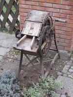 Antik Kártológép.