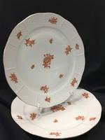 Herendi Eton 2db lapos tányer